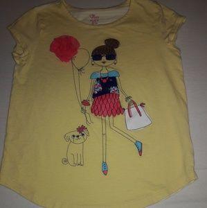 Children's Place girls shirt